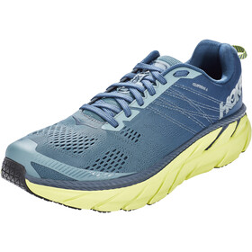 Hoka One One Clifton 6 Juoksukengät Miehet, stormy weather/moonlight ocean